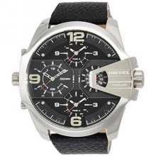 Diesel Uber Chief Leather Mens Watch DZ7376