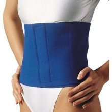 TRIXES Neoprene Waist Slimming Belt for Cellulite & Fat Burning