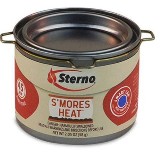 Sterno 20264 Smores Heat Fuel Cans - Pack of 6