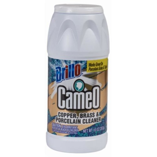 Armaly Brands 210921 10 oz Cameo Brass & Porcelain Cleaner