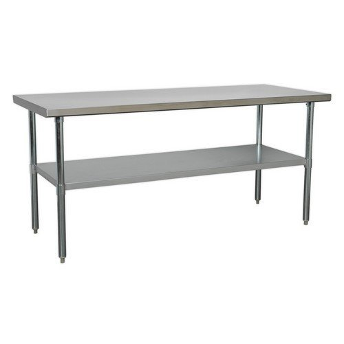 Sealey AP1872SS Stainless Steel Workbench 1.8 Metre