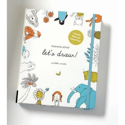 Illustration School: Let's Draw