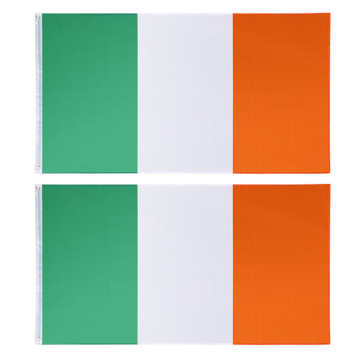 IRISH FLAG X 2