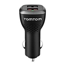 TomTom Sat Nav Universal High Speed Dual Charger for iPod/iPhone/Smartphone
