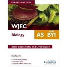 Wjec As Biology Student Unit Guide: Unit By1                          Basic Biochemistry and Organisation
