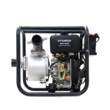 "Hyundai 80mm 3"" Electric Start Diesel Water Pump DHY80E"
