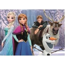 Disney Frozen Jigsaw Puzzle (100 Xl Pieces)