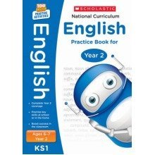 National Curriculum English Practice Book for Year 2