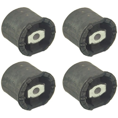 FOR BMW X5 E53 REAR AXLE SUBFRAME BUSHES/MOUNT SET (4 PCS) 33311093662 2000-2006