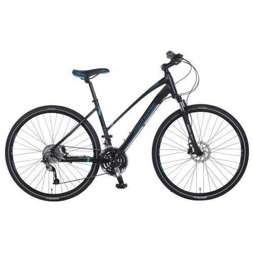 Claud Butler Explorer 300 Ladies 700c 27 Speed Alloy Urban Hybrid Bike Bicycle