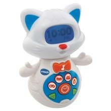 Vtech Stay in Bed Sleepy Cat Interactive Clock