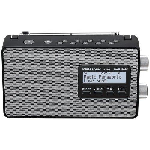 Panasonic RF-D10EB DAB FM Portable Radio