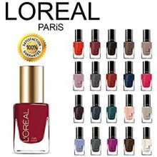 LOreal Paris Colour Riche Nail Polish Random Color Set 5Piece Collection