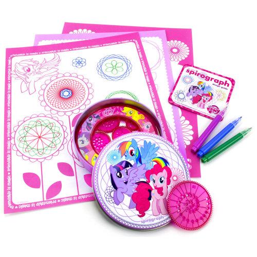 Spirograph My Little Pony Set-