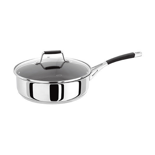 Stellar 5000 Induction 24cm Non-Stick Saute Pan