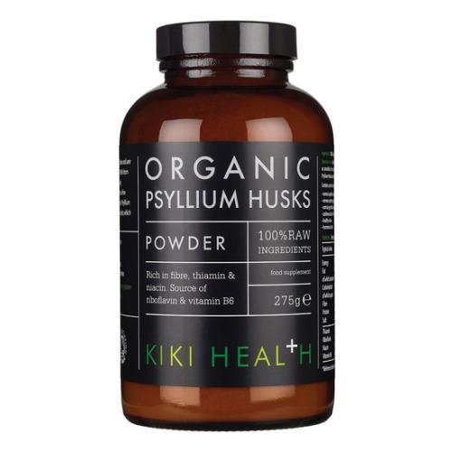 Kiki Organic Raw Psyllium Husk Powder 275g