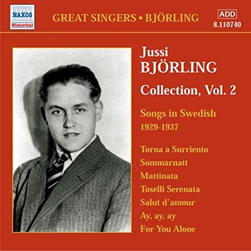 JUSSI BJORLING - VARIOUS:BJORLING COLLECTION 2 [CD]