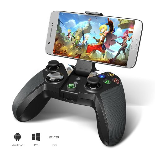 GameSir G4s Game Controller, 2.4G Bluetooth Wireless Gamepad, Gaming Controller Joystick for Android/Windows/Table/PS3/TV