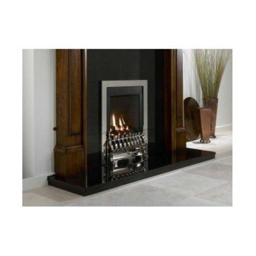 Designer Fire - Flavel FSRC3JMN Silver/ Coal Windsor Traditional Gas Fire - MC