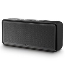 DOSS SoundBox XL 32W Bluetooth Speakers, Dual-Driver Wireless Bluetooth Home Stereo Speaker with 20W HD Sound, 12W Subwoofer, Bold Bass, Long...