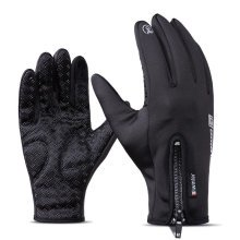 Waterproof Touch Screen Fleece Sport Gloves
