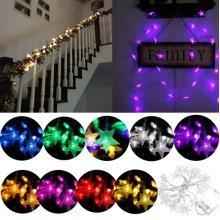 2M 20LEDs Fairy Light String LED Battery Powered Romantic Star Party Xmas Garden Decor