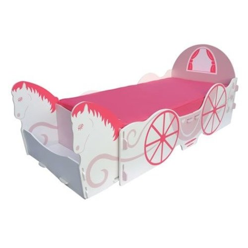 Princess Child's Bed - Carriage