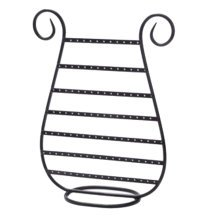 Jewelry Organizer Ring Necklace Earring Bracelet Holder Stand Display Board No.7