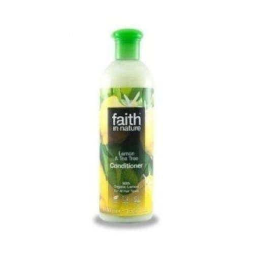 Faith In Nature - Lemon & Tea Tree Conditioner 400ml