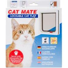 Cat Mate Lockable Cat Flap-White