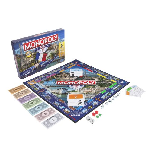 Monopoly – Game Edition France, E1653