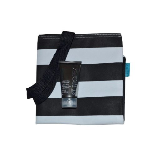 St Tropez Tote Bag with Free Instant Glow Body Lotion 50ml
