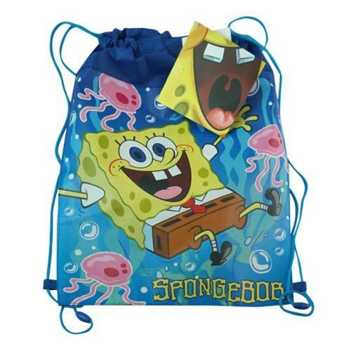 SpongeBob Squarepants Drawstring Bag