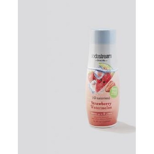 Sodastream Concentrate Syrup 440ml. Diet Strawberry Watermelon