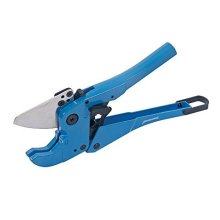 Silverline Expert Ratchet Plastic Pipe Cutter 42mm