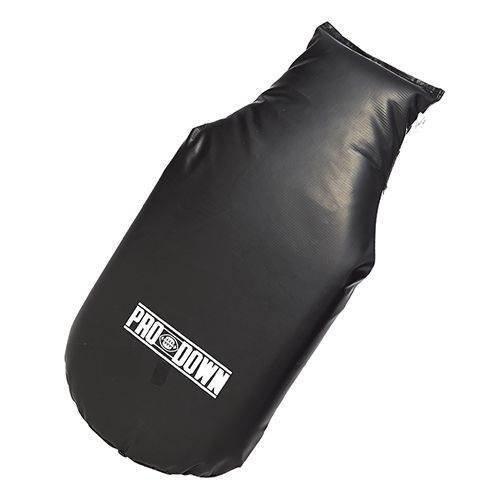 Pro Down Shiver Pads (Black, 24 X1/2 X3-Inch)