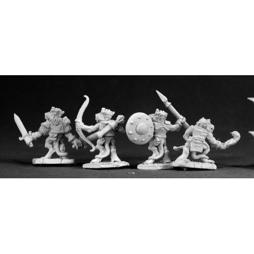 Reaper Dark Heaven Legends 03064 Kobolds (4)