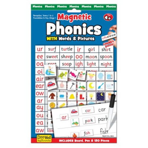 Phonics Magnetic Activity - Fiesta Crafts Set -  fiesta crafts magnetic phonics set