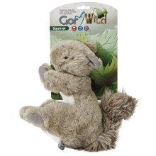 Gor Pets Dog Toy, Wild Squirrel 24cm