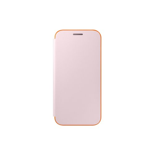 Official Samsung Galaxy A3 2017 SM-A320 Neon Pink Flip Case / Cover - EF-FA320PPEGWW on OnBuy