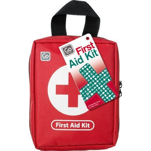 DELUXE FIRST AID KIT 33 / 70 PIECE CAR MOTORIST HOLIDAY CAMPING HIKING FAMILY [33 Piece First Aid Kit]