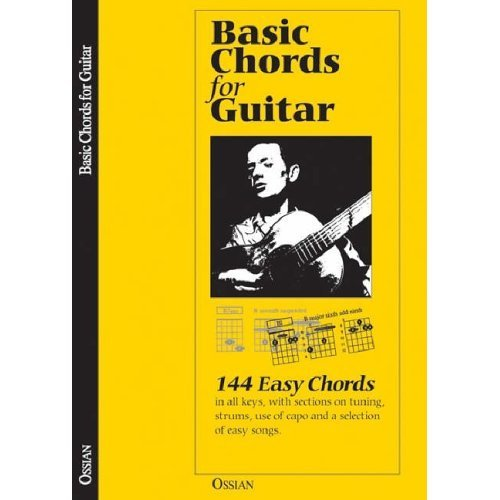 Basic Chords for Guitar (Guitar Books)