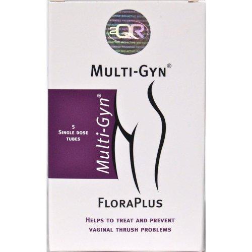 Multi-Gyn Floraplus 5 Tubes