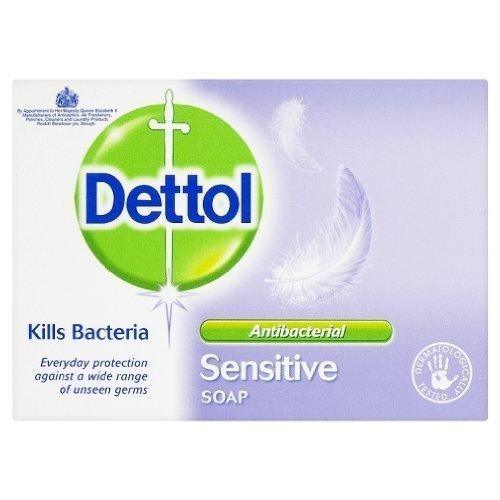 Dettol Bar Soap Sensitive 100g Pack of 4