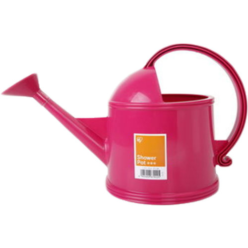 Creative Candy Color Combination Watering Pot Watering Pot(Rose Red)