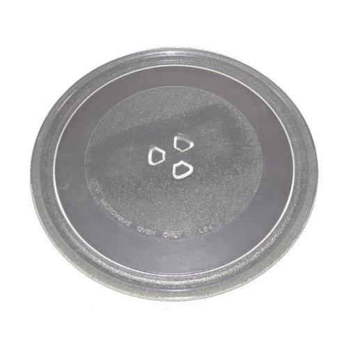 Microwave Glass Turntable 284mm Fits Daewoo and Frigidaire Universal