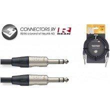 Stagg Nac Balanced Stereo Jack Cable (3m/10ft) - Nac3psr