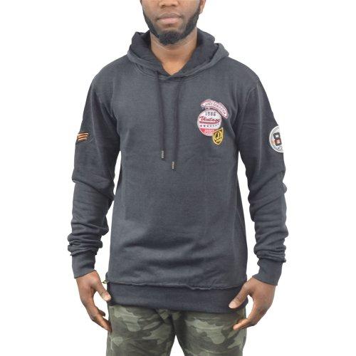 Mens hoodie juice afterglow top