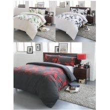 Floral Trail Modern Duvet Cover Bedding Set All Sizes