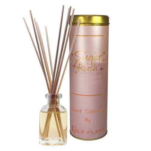 Lily Flame Reed Diffuser - Sugar Rush